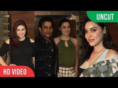 UNCUT - Julie 2 Special Screening   Raai Laxmi Ravi Kishan