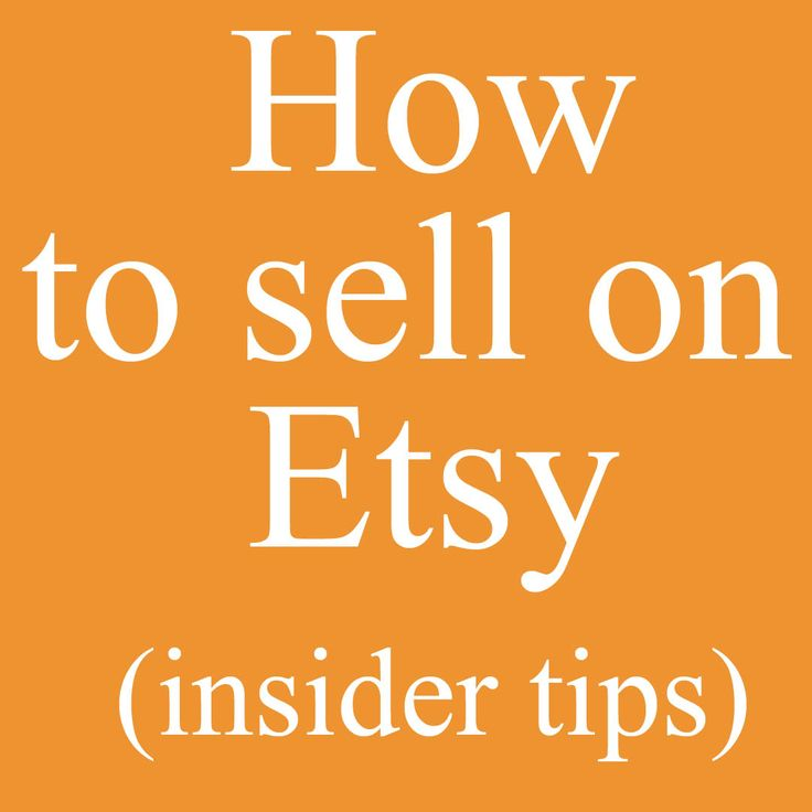 how to sell on etsy insider tips shops cottages and the
