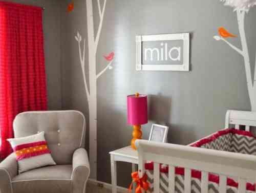 Les 42 meilleures images du tableau Deco chambre bébé fille sur ...