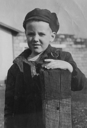 Chuck Woolery in 1947 in Huntington, WV--a few Huntingtonians made the 'big time'