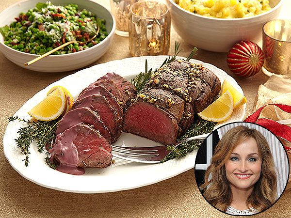 A No-Stress Christmas Dinner Menu from Giada De Laurentiis http://greatideas.people.com/2014/12/22/giada-delaurentiis-christmas-dinner-recipes/
