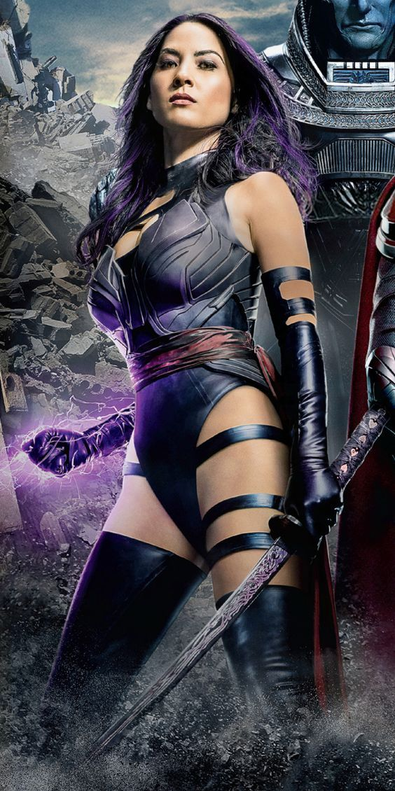 marvel psylocke movie - Google Search