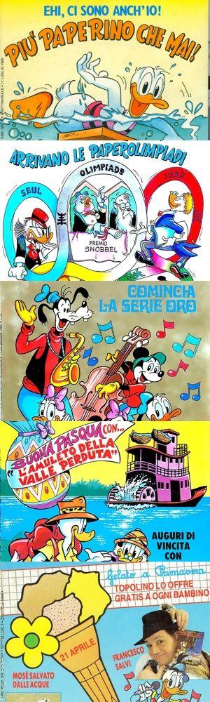 """Cinque grandi storie del primo anno di """"Topolino"""" alla Disney Italia"""