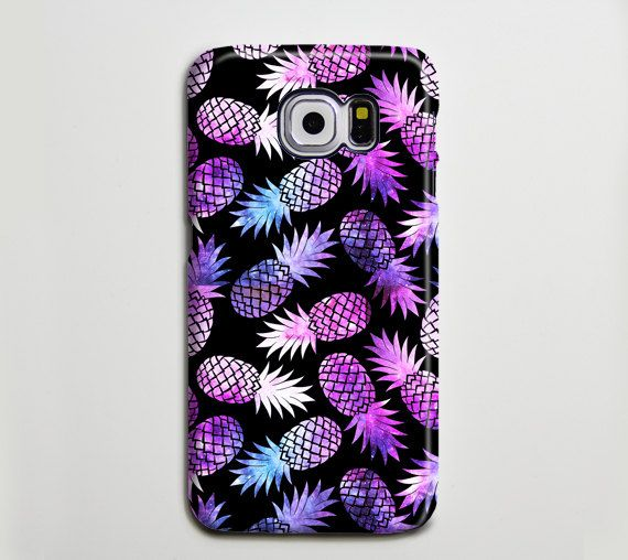 Hey, I found this really awesome Etsy listing at https://www.etsy.com/listing/240985468/purple-pineapple-fruit-samsung-galaxy-s6