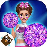 Hannah's Cheerleader Girls - College Fashion