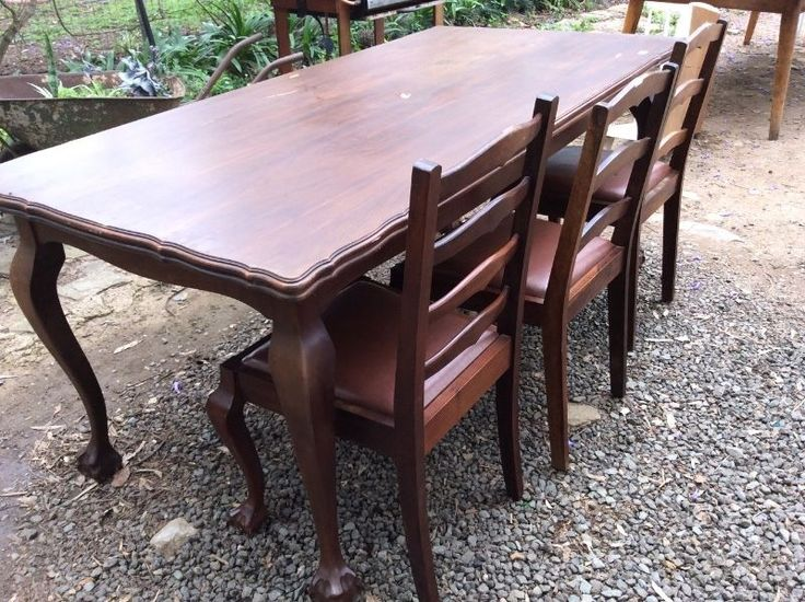 Ask for the table,to be oiled up,,or top oiled and legs white, your choice? Hard to find 8 seaters, so pop in and view, chairs to go with are R895.Lots of other table and chair mixes available, just come and see all, big browse awaits!Two HEY JUDES to visit, everything your heart desires, so bring the CARD and the LIST we can fill it with best deals. 9  - 4 every day except Mondays, www.heyjudesbarn.co.za to print directions or just google HeyJudes gumtree ads to see a taste of what this big…