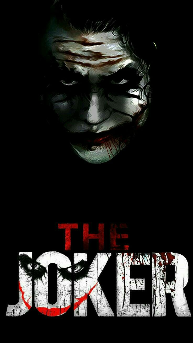 The Joker Dc Comics Batman Phone Wallpaper Background For Iphone And