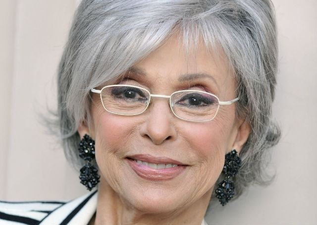 Rita Moreno is one of the most respected actresses in Hollywood