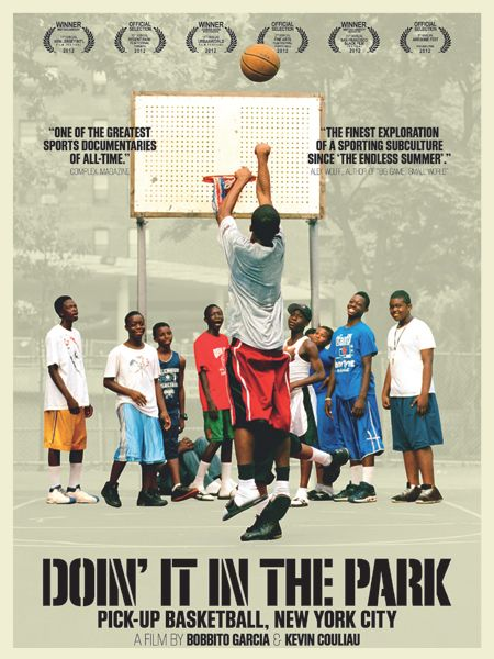 """There will be a special screening of Doin"""" It In The Park: Pick-Up Basketball, NYC at AMC Northlake. Tickets are $10 and can only be purchased online using the link: http://www.tugg.com/go/mxvujk                                         Tickets go on sale on August 29th at 12am!        Date: October 2, 2013 Time: 8:00pm (film runtime 83 minutes) Place: AMC Theaters, Northlake Mall  7325 Northlake Mall Drive  Charlotte, NC 28216   ntmaddox@gmail.com(704) 618-3030Twitter - @Norman Maddox"""