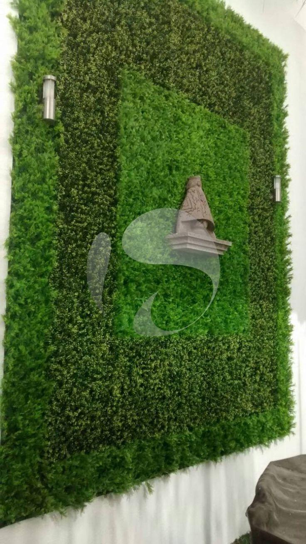 M s de 25 ideas incre bles sobre muros verdes en pinterest - Muros sinteticos decorativos ...