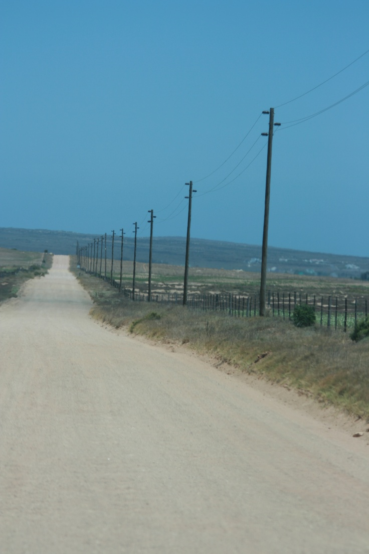 off the beaten track West Coast South Africa