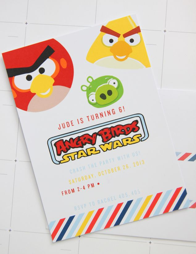 71 best angry birds-star wars images on Pinterest | Bird party ...