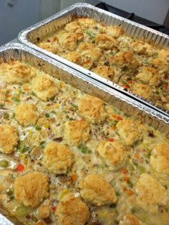 Turkey Pot Pie | Cook for a Crowd