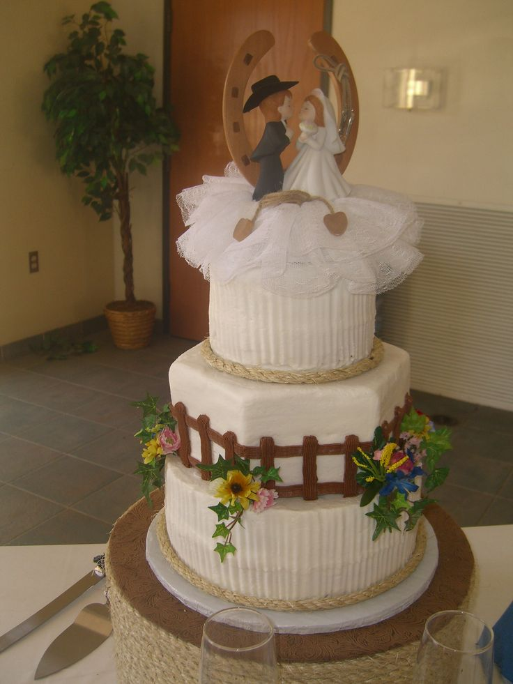 country wedding cake 17 best images about country western cakes on 12995