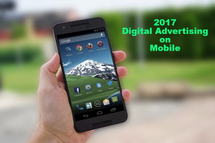 SEO Company in Melbourne - 2017 Digital Advertising on Mobile