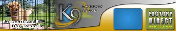 Dog Kennels for Sale, Kennel Cages, Canine Kennels, AKC Kennels, Dog Runs | K9 Kennel Home