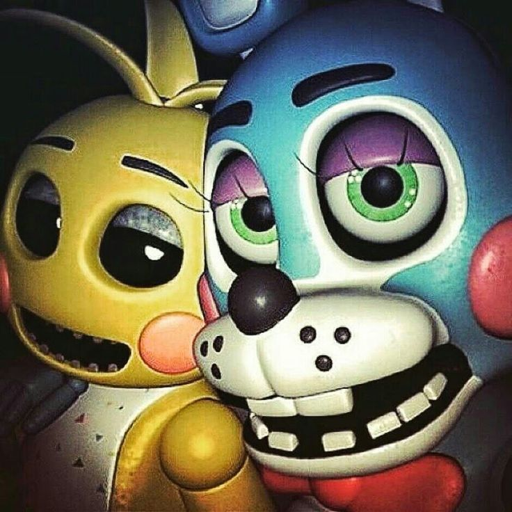 My Puffed Self As Toy Chica: 65 Best Images About All Five Nights At Freddy's On