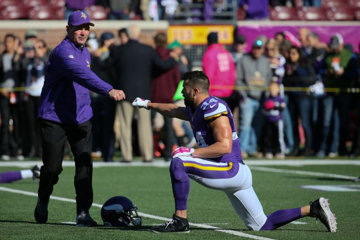 Vikings' rebuild is ahead of schedule - After winning 10 games in 2012, the Minnesota Vikings cut that win total in half in 2013 and finished with a 5-10-1 record. Major changes were made following that campaign including.....