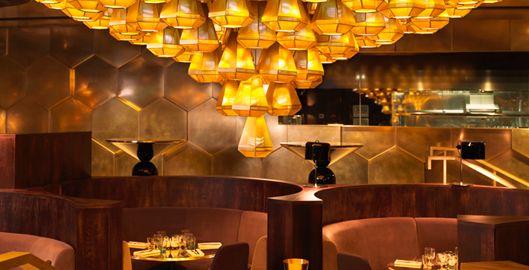 Restaurant Eclectic : bienvenue dans le Walhalla de Tom Dixon