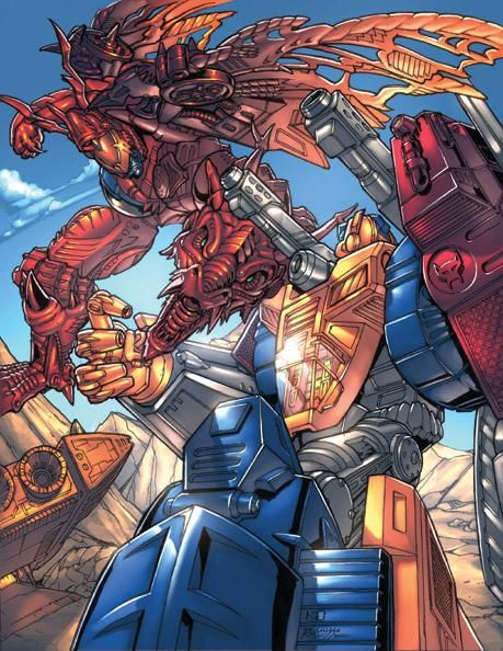 Beast Machines | Retro Junk