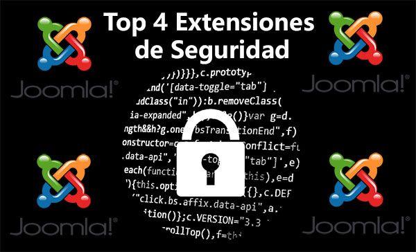 Descubre las 4 extensiones de seguridad que no pueden faltar en tu site Joomla: Myjoomla.com - Securitycheck PRO - AdminExile - Marco's SQL Injection