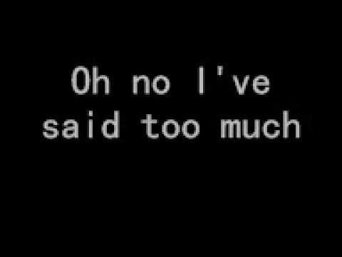 "...I haven't said enough... R.E.M. ~ ""Losing My Religion"""
