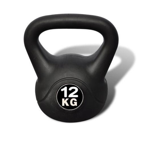 New-12-kg-Kettlebell-Gym-Weight-Fitness-Training-Kettle-Bell-Exercise-Strength