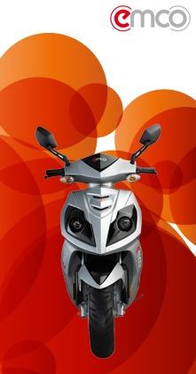 emco Novum: Een stoere elektrische scooter