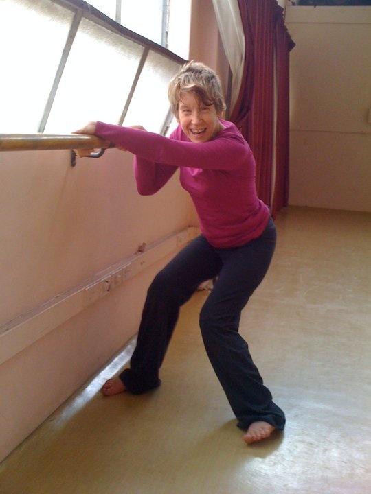 Dancer Melinda Smith