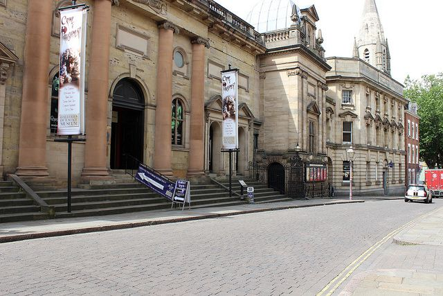 Galleries of Justice, Nottingham