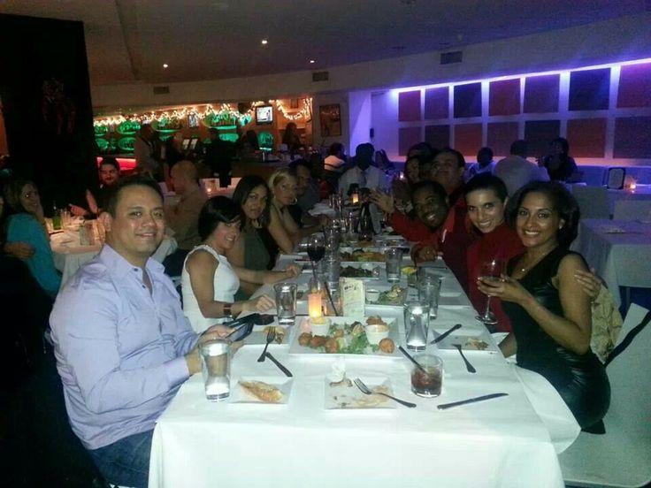 Christmas Party At Sofritos :)