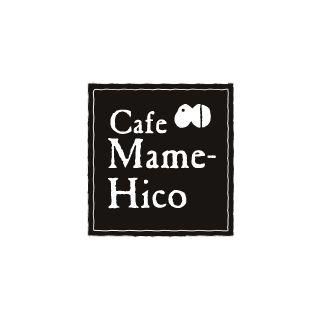 Cafe MAME-HICOのロゴ:香ばしいロゴ | ロゴストック