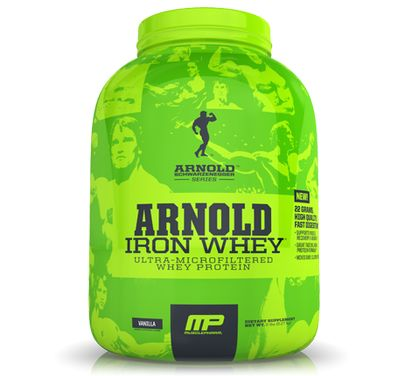 Arnold Iron Whey Peanut Butter Cup 2.27kg