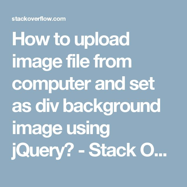 how to set the background image css