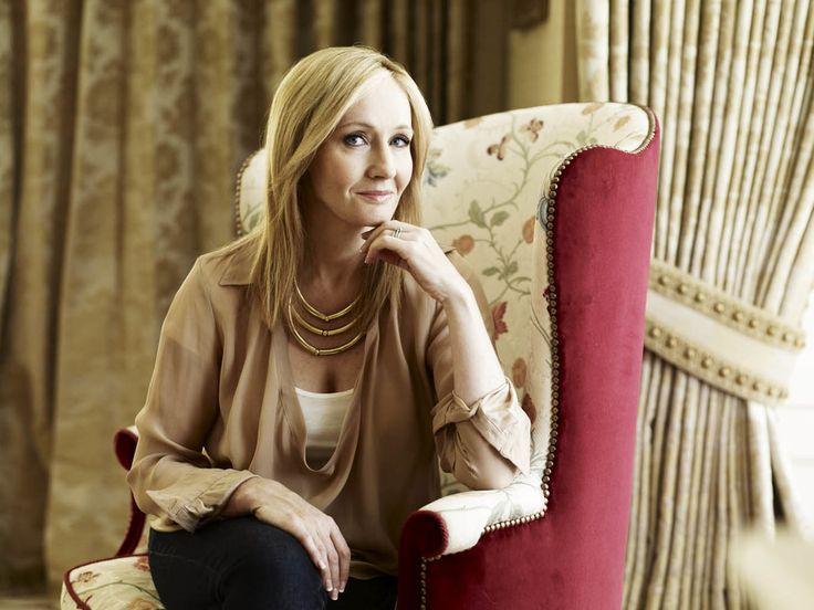 Conociendo a J.K Rowling la escritora detrás de Harry Potter