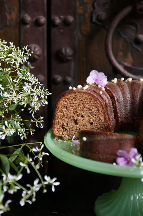 Earl Grey Banana Cake | Hungry Rabbit