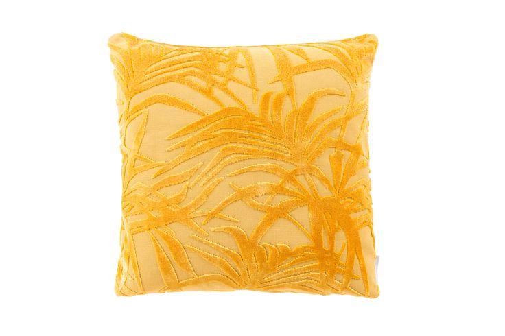 Miami pillow - Sunset yellow #Pillow#Coussin#Kissen#kussen