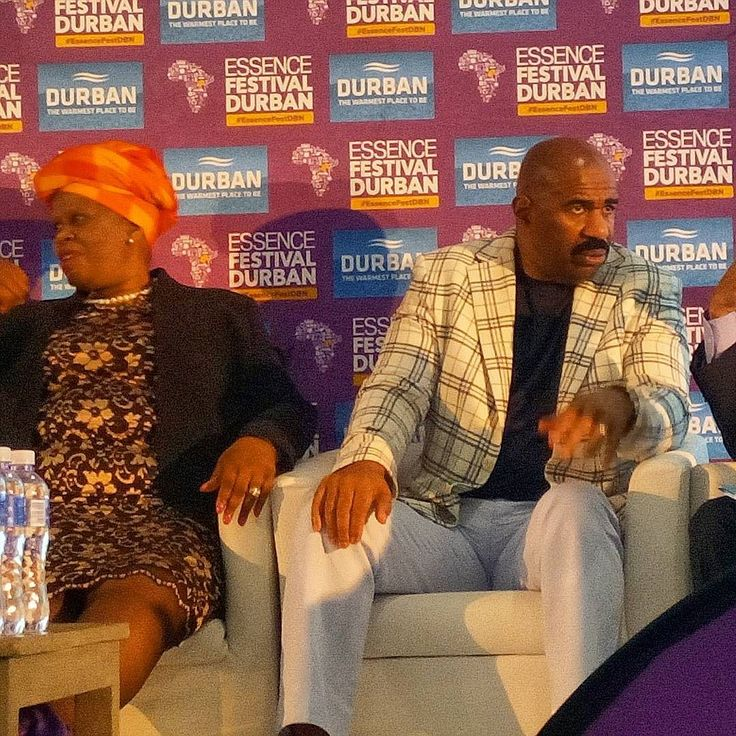 The mayor of Durban South Africa with @iamsteveharveytv on a panel speaking about the event and other current events here. #iLBBglobal  #essencefestdbn #essencefestdurban #essencefestdbn2016 #essencefestdbn #Durban #durbantourism #SouthAfrica #Africa #iLBB #panafricancouncil @essence @essencefest... Follow us on iG: https://www.instagram.com/lovebeingblack/