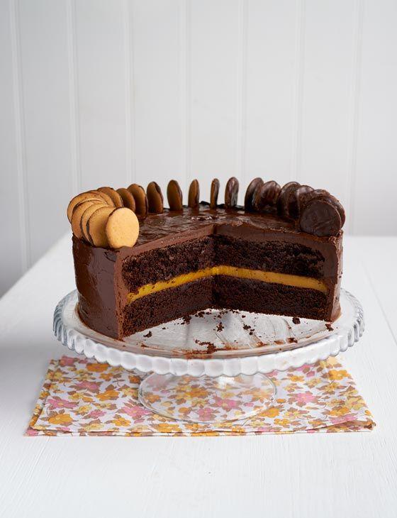 Chocolate Jaffa Cake http://www.sainsburysmagazine.co.uk/recipes/baking/special-occasion-cakes/item/chocolate-jaffa-cake