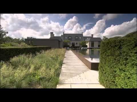 Around the World in 80 Gardens - Boon Family Garden (Piet Oudolf).. new perennial garden. modern European garden