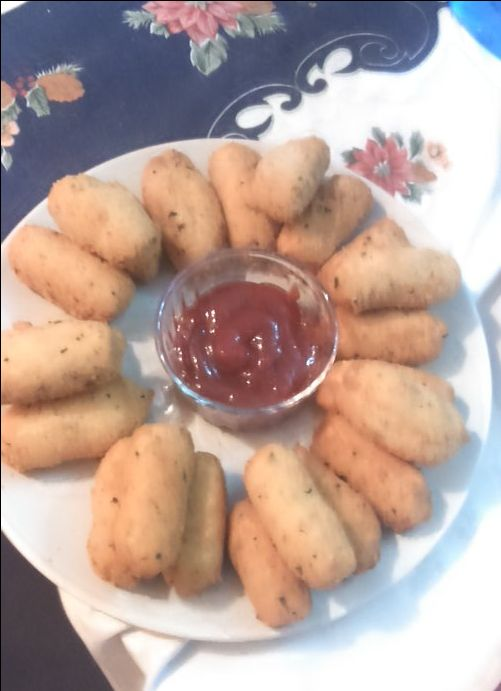 Croquetas de patata y atún para #Mycook http://www.mycook.es/cocina/receta/croquetas-de-patata-y-atun