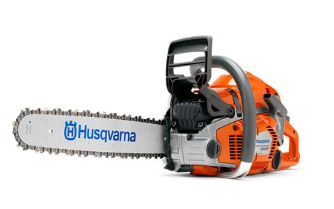 Husqvarna 550 XP® chainsaw is developed for professional loggers and skilled land owners. The saw has a ground breaking design and is loaded with innovative solutions for efficient, convenient operation.