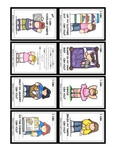 Tricia Thursday - Toddler Charts