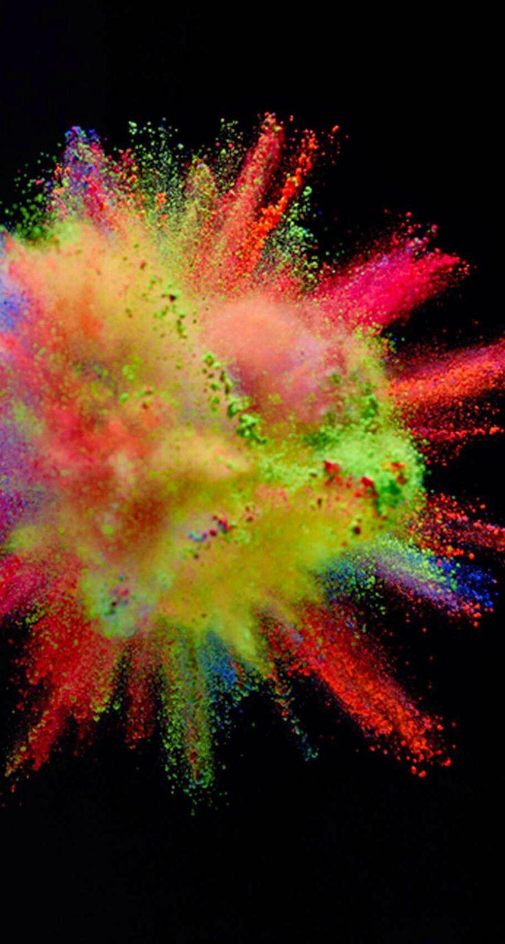 More Exploding Chalk