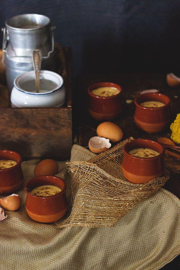 Yerbabuena en la cocina: Natillas caseras tradicionales
