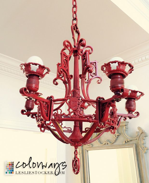 Painting Dining Room Chandelier: The 25+ Best Spray Painted Chandelier Ideas On Pinterest