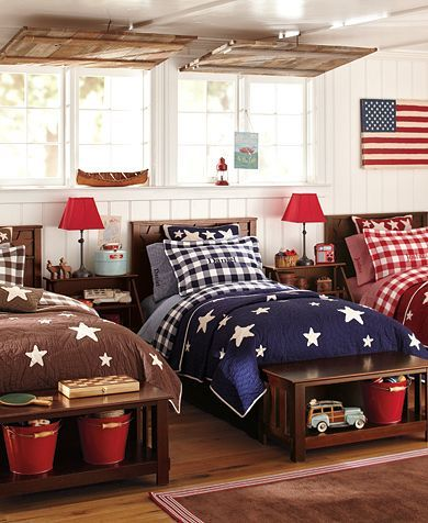 25 best ideas about Patriotic bedroom on Pinterest