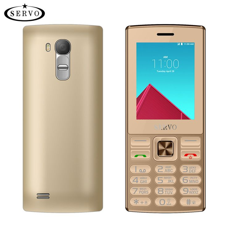 "Original servo v9300 teléfono de banda cuádruple 2.4 ""pantalla Dual Tarjetas SIM teléfonos móviles Bluetooth Linterna FM MP3 MP4 GPRS Idioma Ruso"