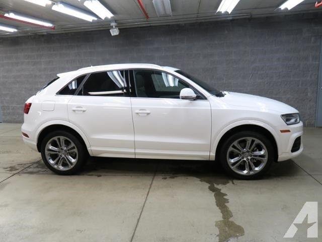 2016 Audi Q3 quattro Price On Request