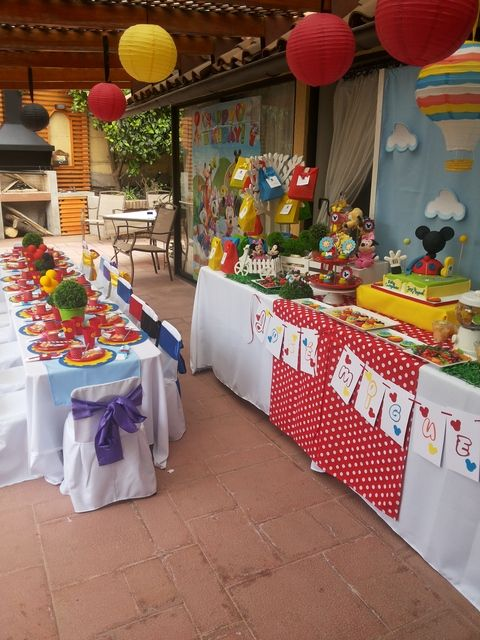 Mickey Mouse Clubhouse Birthday Party Ideas | Photo 7 of 20